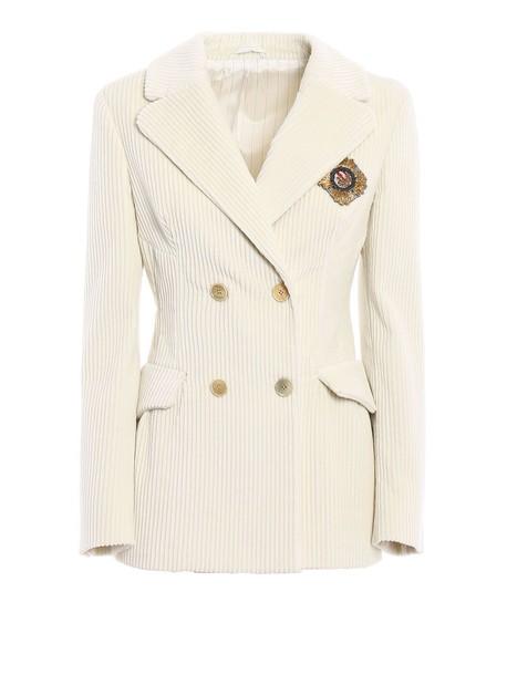 Ermanno Scervino jacket white