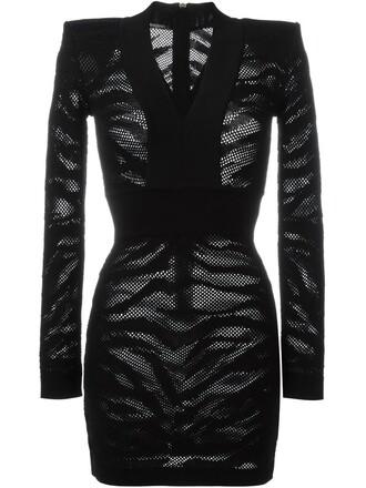 dress mini dress mini zebra black