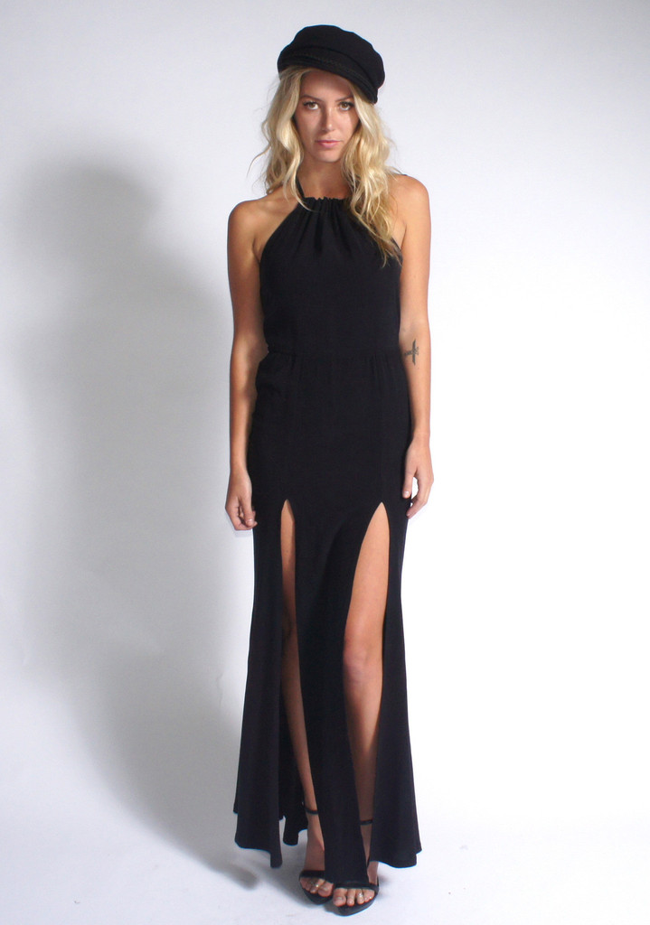 Onyx Gown | Stone Cold Fox