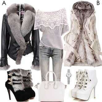top grey winter style vintage winter sweater hair accessories shorts