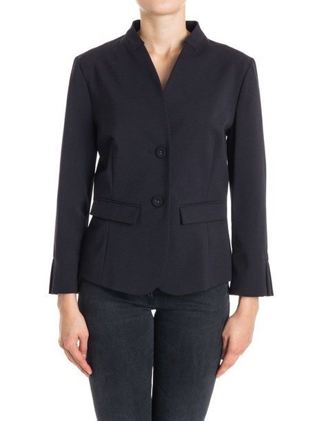 blazer dark blue dark blue jacket