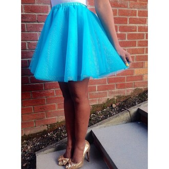 skirt styleiconscloset tulle skirt frozen light blue. frozen. elsa elsa frozen prom dress frozen dress
