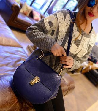 bag pu leather women bags handbag women handbag