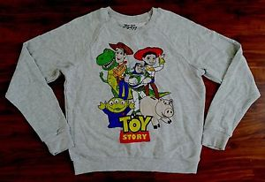 Brand New Licensed Disney Pixar Women's Toy Story Sweatshirt Pullover Sweater | eBay