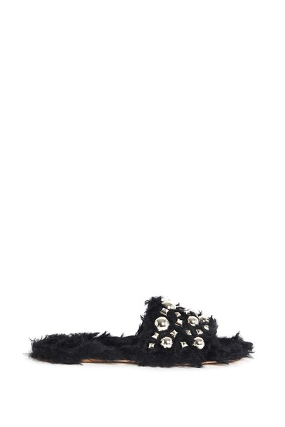 Miu Miu flats black shoes
