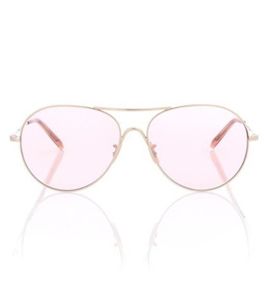 sunglasses aviator sunglasses pink