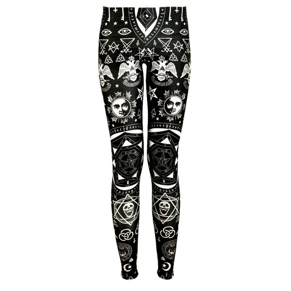 Occult Leggings [MULTI] | KILLSTAR
