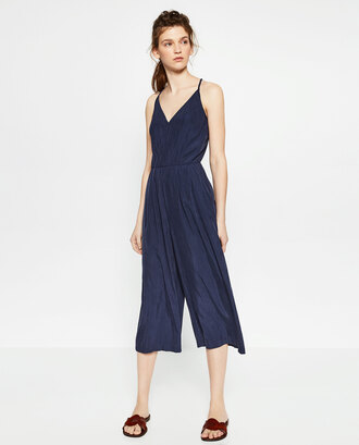 jumpsuit cropped
