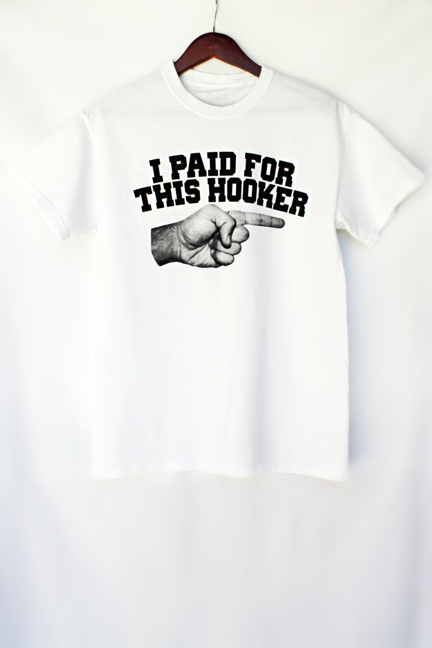Hooker T-Shirt | Just Vu