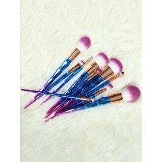 make-up rose wholesale mermaid beautiful makeup palette makeup brushes makeup bag makeup table make up box eye makeup fashion cute style