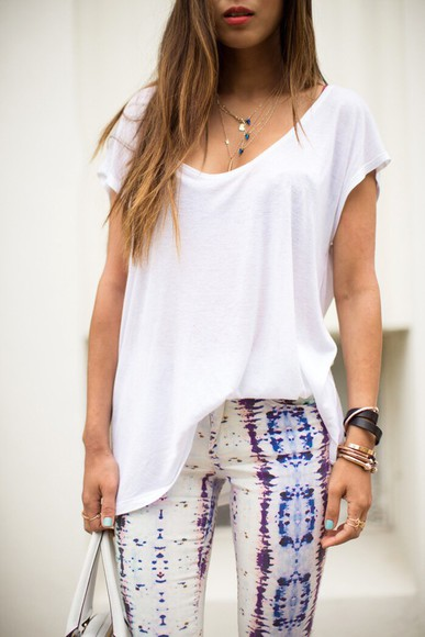 pants printed pants print summer outfits