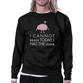 sweater,black sweatshirt,sweatshirt,cute sweaters,graphic sweatshirt,college,college apparel