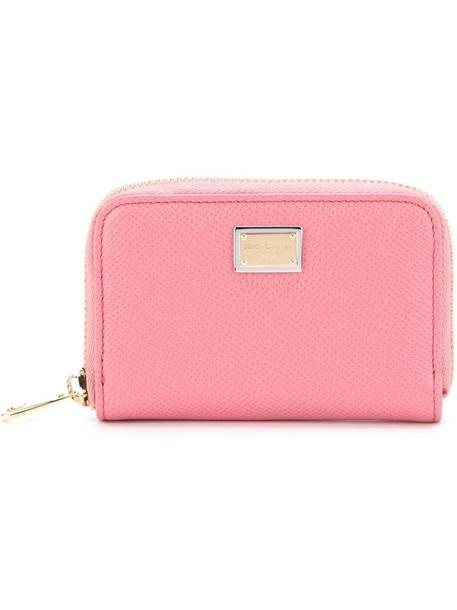 Dolce & Gabbana purse purple pink bag