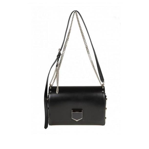 Jimmy Choo women bag shoulder bag black