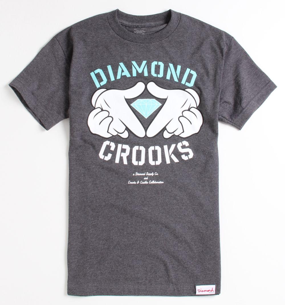 Diamond Supply Co Sweaters For Guys