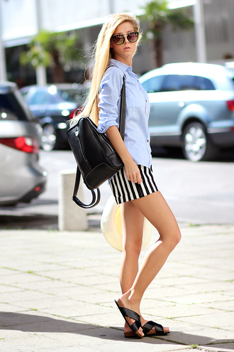 sirma markova shoes sunglasses jewels shirt shorts hat