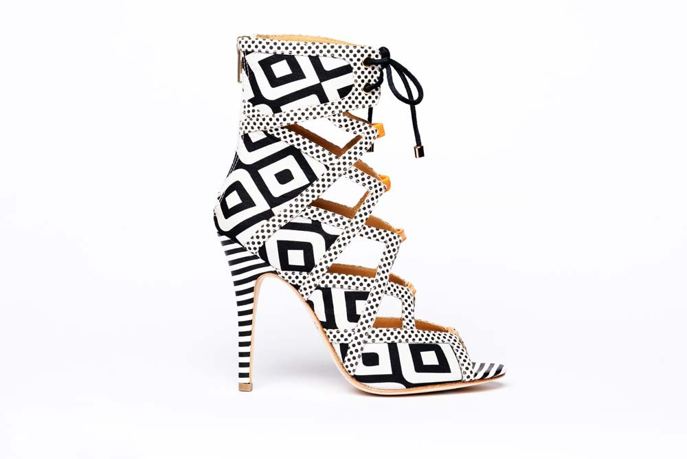 WANDA B&W MULTI - Spring/Summer 2014 PreOrder - Collections