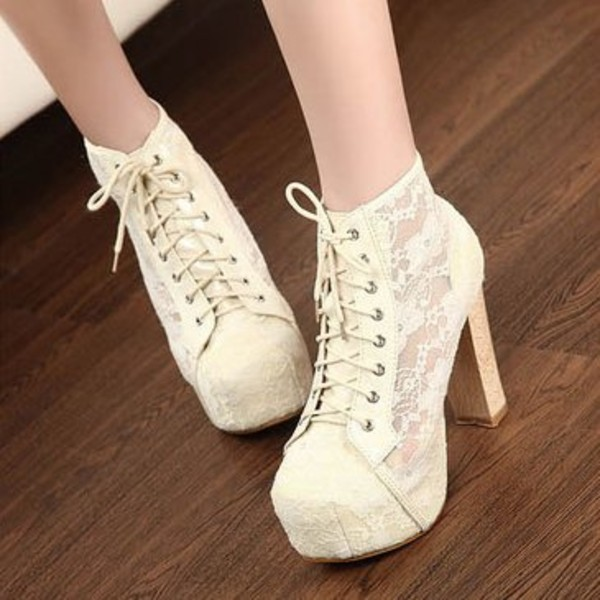 shoes bootie high heel booties