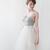 PRE-ORDER Gretta Tulle Skirt - Ivory - 24