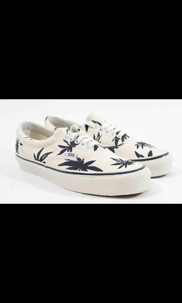 shoes vans marijuana