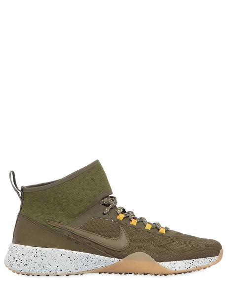 NIKE Nikelab Air Zoom Strong 2 Sneakers in green