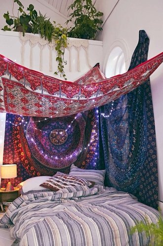 jewels tapestry throw walk hanging boho indian hipster boho throw hippy cute love bedding vibrant bohemian home accessory bedroom