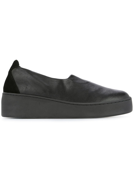 Robert Clergerie women shoes leather black