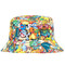 Pokemon sublimated bucket at shop jeen | shop jeen
