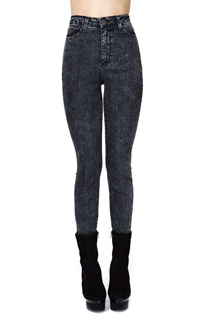 Stormy Weather Skinny Jean | Shop Denim at Nasty Gal