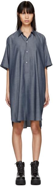 6397 dress shirt dress long