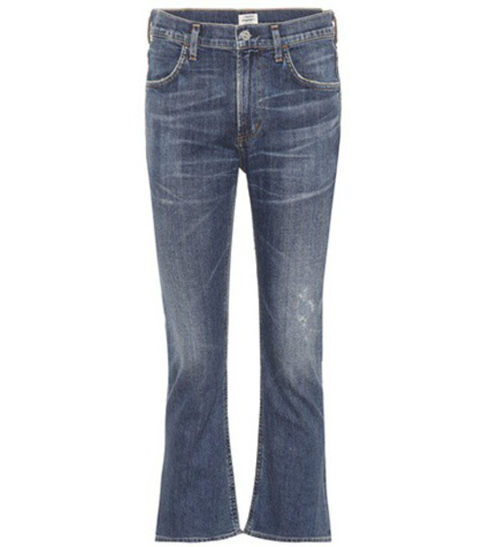 CITIZENS OF HUMANITY jeans flare jeans flare blue