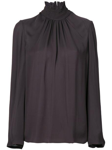 Dorothee Schumacher blouse women grey top