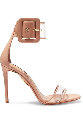sandals leather sandals leather neutral shoes