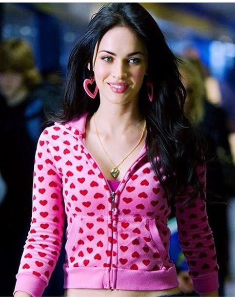 jacket megan fox