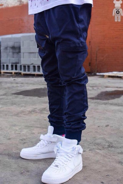 air force joggers
