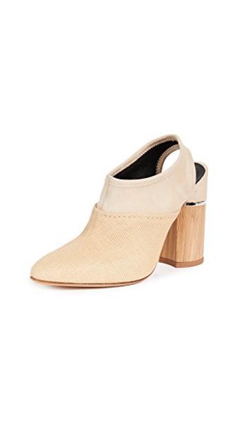 3.1 Phillip Lim mules beige shoes