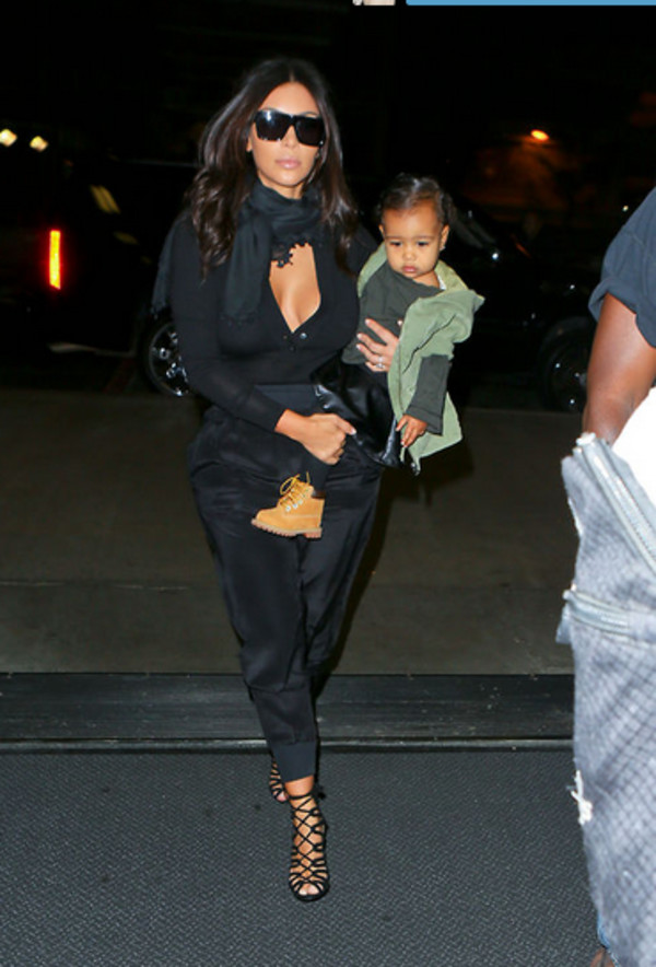 pants blouse kim kardashian black shoes