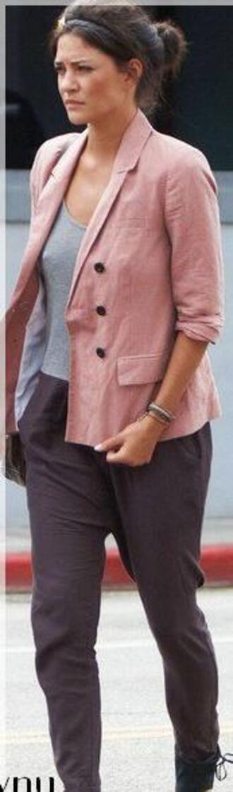 gossip girl jessica szohr jacket