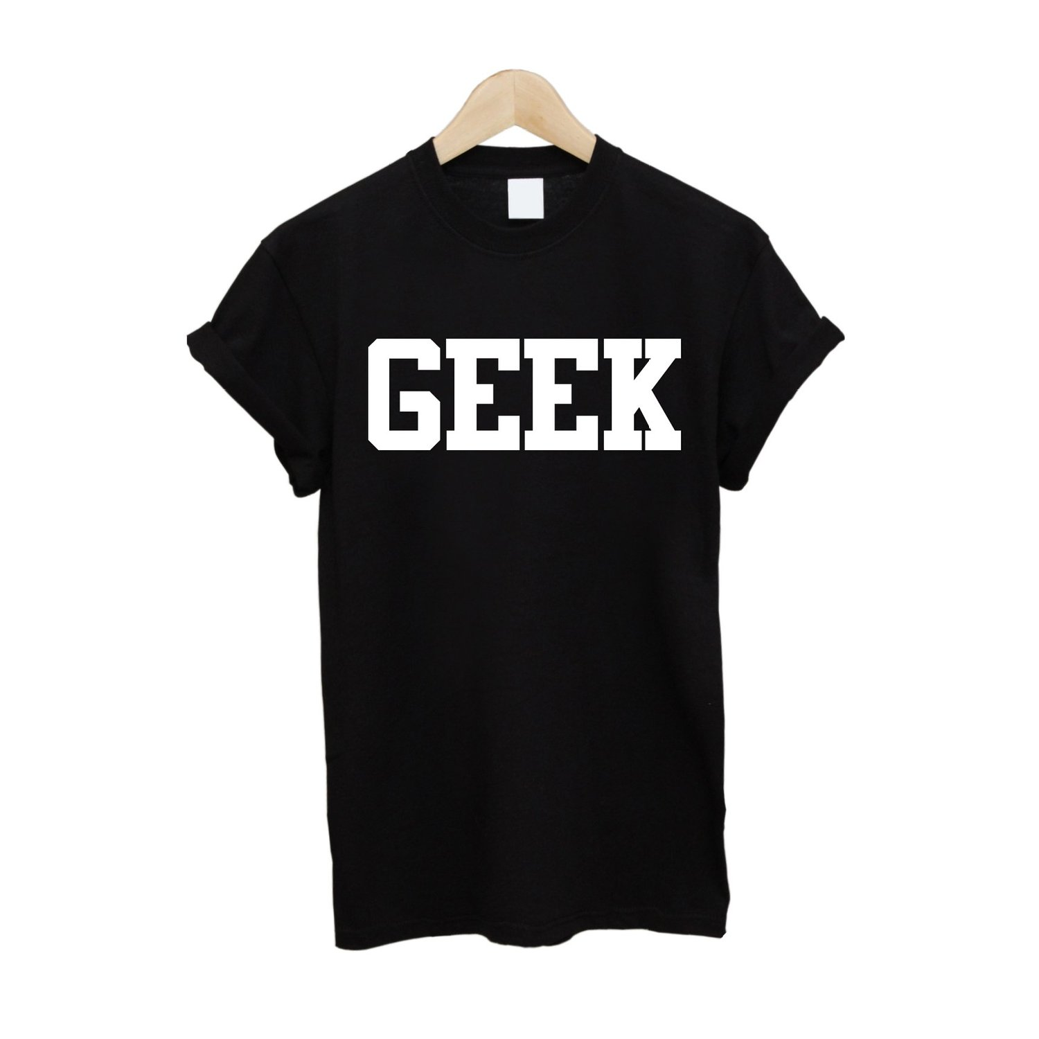 Geek T Shirt: Amazon.co.uk: Clothing