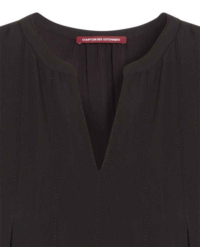 Robe manches courtes | Robes | Comptoir des Cotonniers