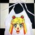 SWEET LORD O'MIGHTY! WHITE SAILORMOON HALTER