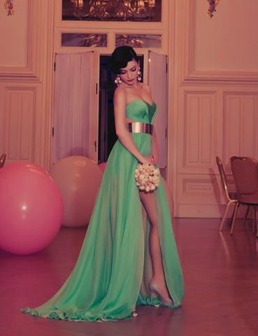 Length prom dress/evening dress · sweetheart girl · online store powered by storenvy