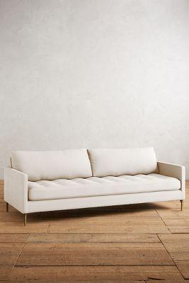 Belgian Linen Angelina Sofa