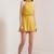 Keepsake | Skylines Playsuit; Golden Yellow