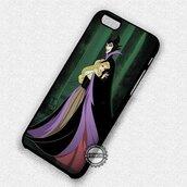 phone cover,cartoon,sleeping beauty,disney,disney princess,maleficent,iphone cover,iphone case,iphone,iphone 6 case,iphone 5 case,iphone 4 case,iphone 5s,iphone 6 plus