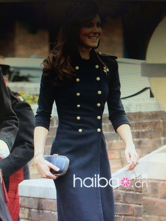 kate middleton uk alexander mcqueen coat & boots ! damn hot