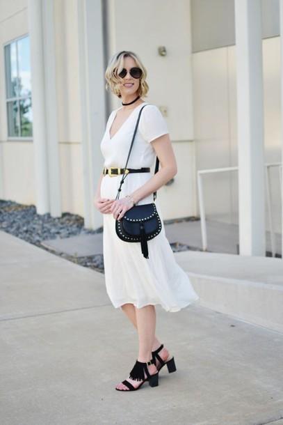 f1917276cac3 shoes block heel sandals sandals black sandals mid heel sandals fringe  shoes dress white dress v