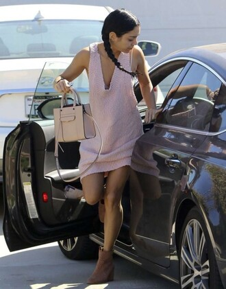 dress ankle boots vanessa hudgens purse