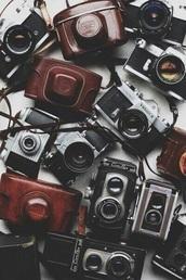 home accessory,camara,vintage,oldie,nikon,pentax,fujifilm