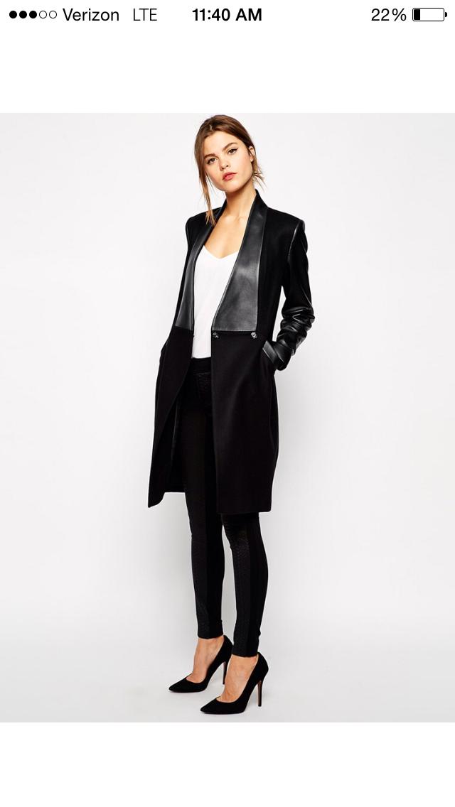 Lizz coat